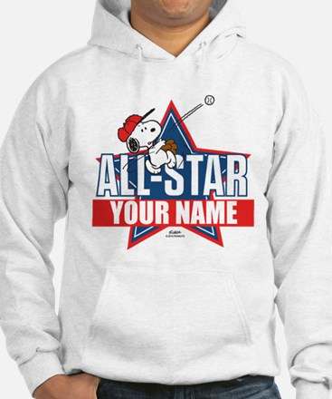 Snoopy All Star - Personalized Hoodie