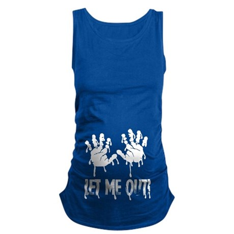 Let Me Out ! Maternity Tank Top