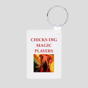 magic jokes Keychains