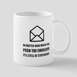 Envelope Stationery Mugs