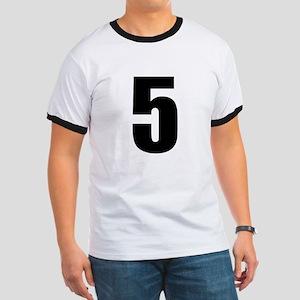 Number Five - No. 5 Ringer T