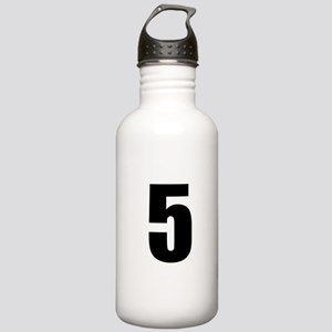 Number Five - No. 5 Stainless Water Bottle 1.0L