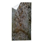 Marble Home Decor Beach Towel