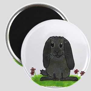 Chubby bunny toothless Magnets