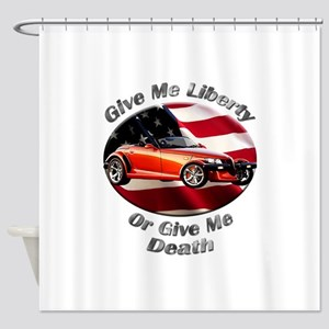 Plymouth Prowler Shower Curtain