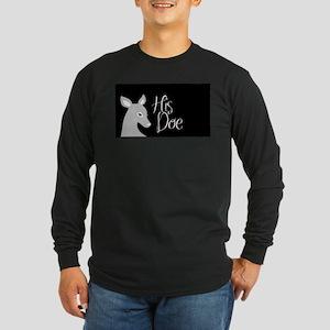 his doe Long Sleeve T-Shirt