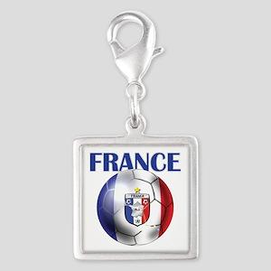 France Soccer Football Charms