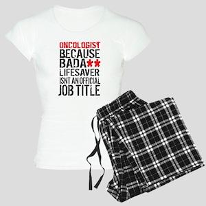 Oncologist Lifesaver Women's Light Pajamas