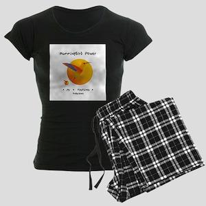 Hummingbird Animal Power Gifts Pajamas