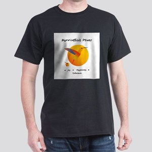 Hummingbird Animal Power Gifts T-Shirt
