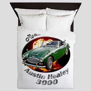 Austin Healey 3000 Queen Duvet