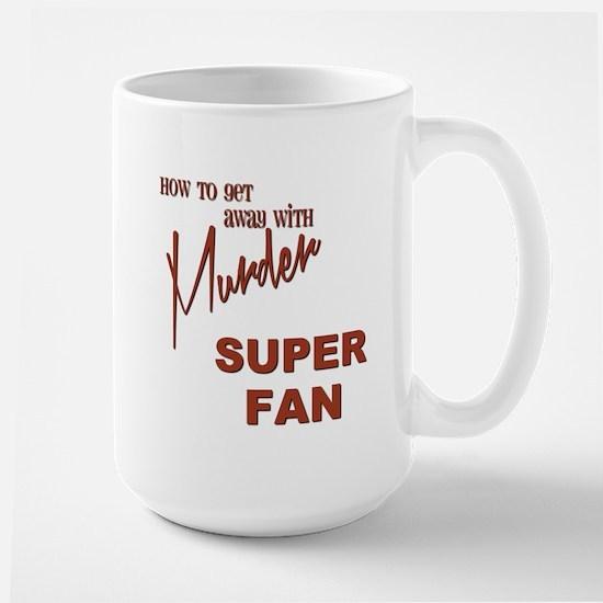 SUPER FAN Large Mug