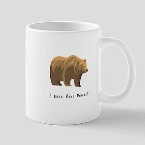 I Have Bear Power Gifts Mugs