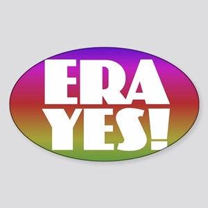 ERA YES - Rainbow Sticker