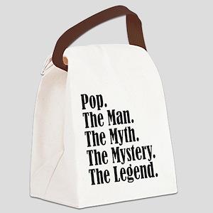 Pop M4 Canvas Lunch Bag