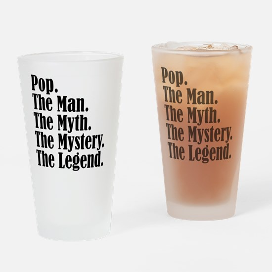 Pop M4 Drinking Glass