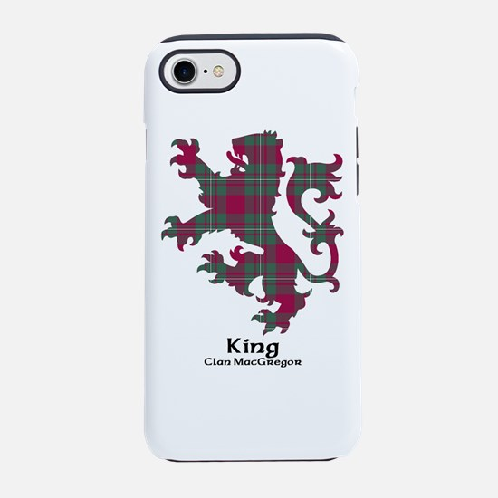 Lion-King.MacGregor iPhone 8/7 Tough Case