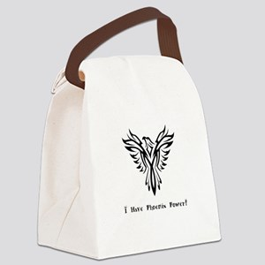 I Have Phoenix Power Gifts Canvas Lunch Bag