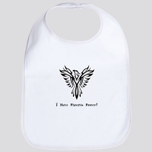 I Have Phoenix Power Gifts Bib