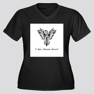 I Have Phoenix Power Gifts Plus Size T-Shirt