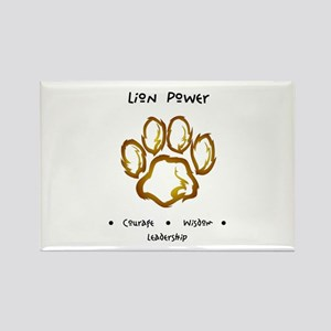 Lion Animal Totem Power Gifts Magnets
