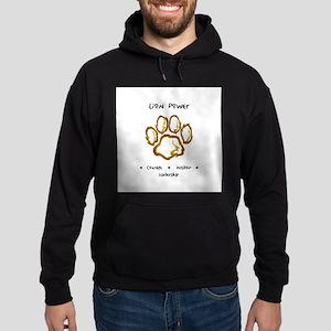 Lion Animal Totem Power Gifts Hoodie