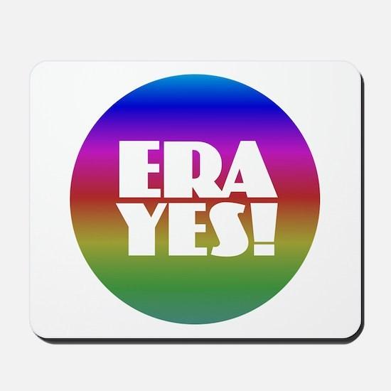 ERA YES - Rainbow Mousepad