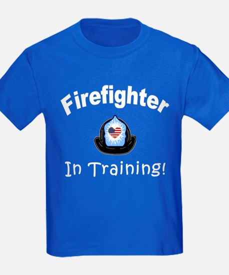 Firefighter In Training T