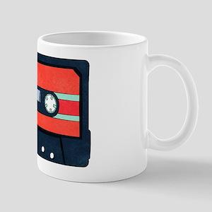 Red Cassette Mugs