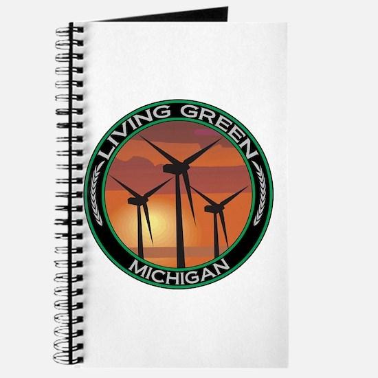 Living Green Michigan Wind Power Journal