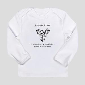 Phoenix Totem Power Gifts Long Sleeve T-Shirt