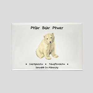 Polar Bear Animal Medicine Gifts Magnets