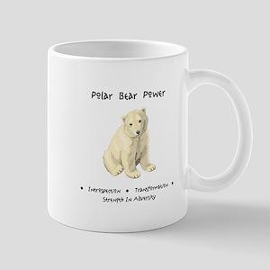 Polar Bear Animal Medicine Gifts Mugs