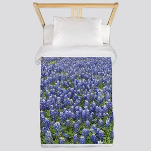 Bluebonnets Twin Duvet