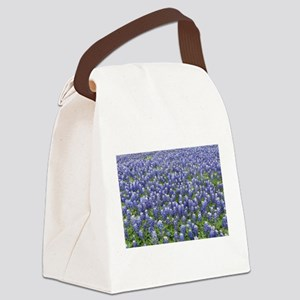 Bluebonnets Canvas Lunch Bag