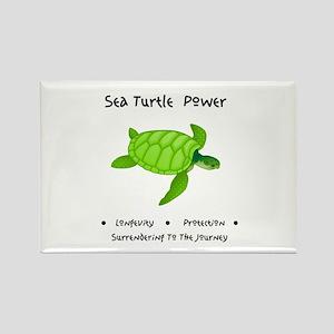 Sea Turtle Sacred Animal Totem Power Magnets