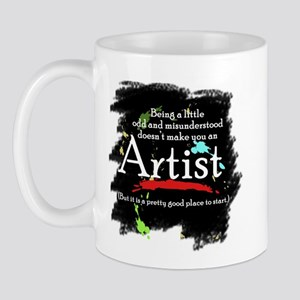 Odd and Misunderstood Mug