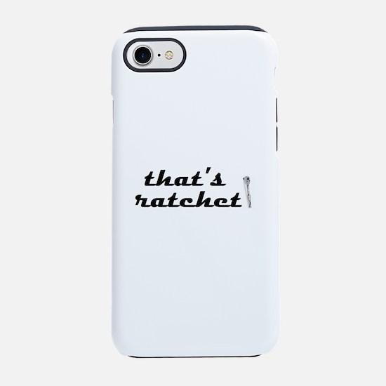 thats ratchet iPhone 8/7 Tough Case