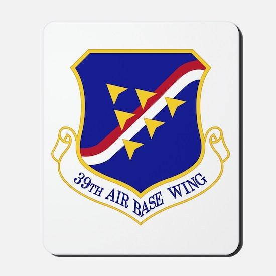 39th Air Base Wing Mousepad