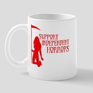 Support Independent Horrors Mug
