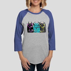 nurse cat NO BACKGROUND Long Sleeve T-Shirt