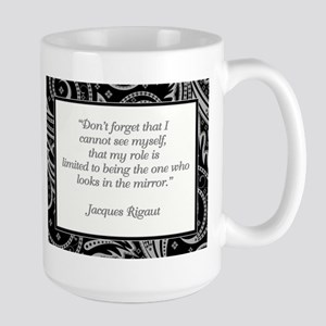 DON'T FORGET THAT... Large Mug