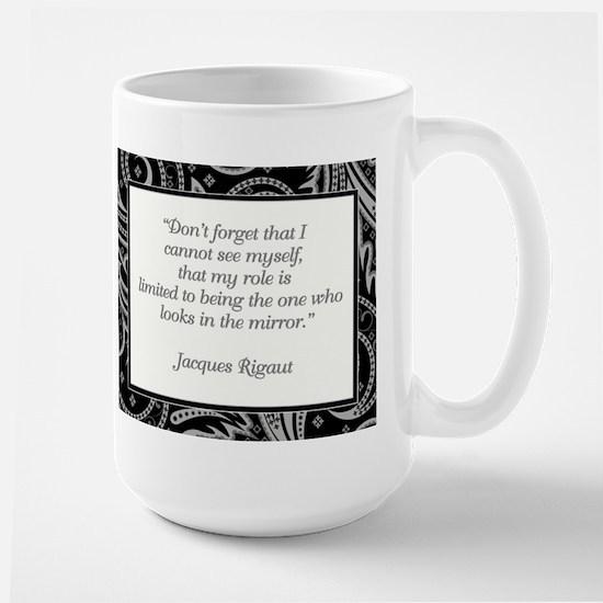 DON'T FORGET THAT... Large Mug