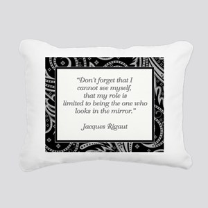 DON'T FORGET THAT... Rectangular Canvas Pillow