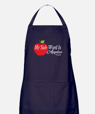 Safe Word Apron (dark)