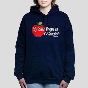 Safe Word Women's Hooded Sweatshirt