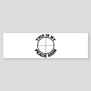 MILDOT Bumper Sticker