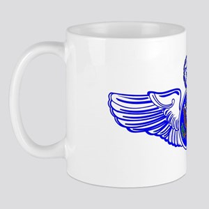 Chief Enlisted Crew Badge Mug