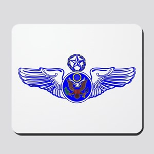 Chief Enlisted Crew Badge Mousepad