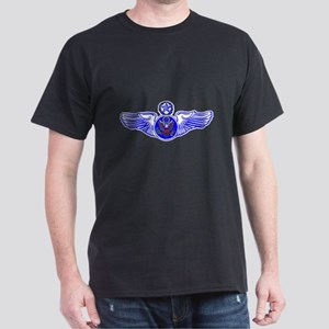 Chief Enlisted Crew Badge Dark T-Shirt